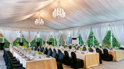 Tudor Courtyard at Goodwood Park Hotel Singapore