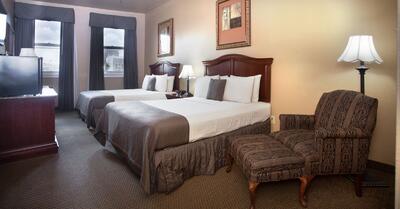 o'brien hotel room