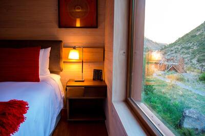 Puma Lodge Room Views