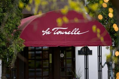 Front Entrance La Tourelle