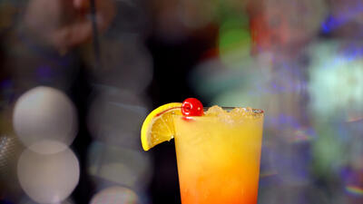 Close photo of cocktail.