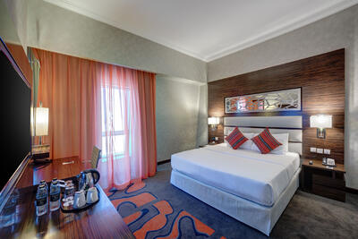 Club Suite at Ghaya Grand Hotel Dubai