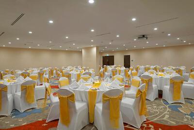 Conference Room at Ghaya Grand Hotel Dubai