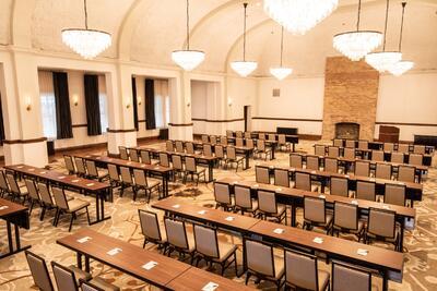 Devereux Room in the Hotel Colorado