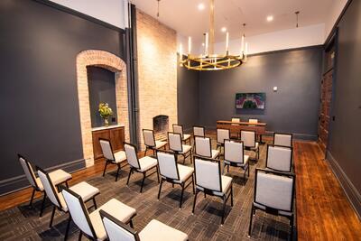 Taft Room in the Hotel Colorado