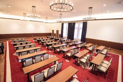 Roosevelt Room in the Hotel Colorado