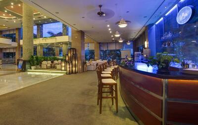 Halong Plaza Hotel - Bar