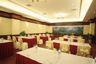 Halong Plaza Hotel - Meeting Room