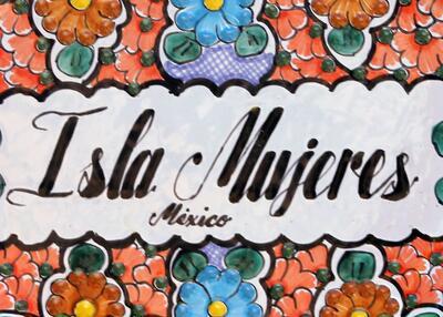 Isla Mujer Mexico