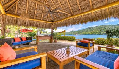 Lounge de Bienvenida