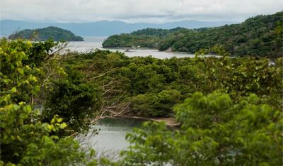 View of Surroundign Isla