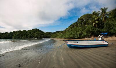 Playa Isla Curú