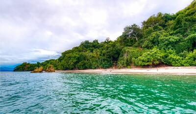 Isla desde el Mar