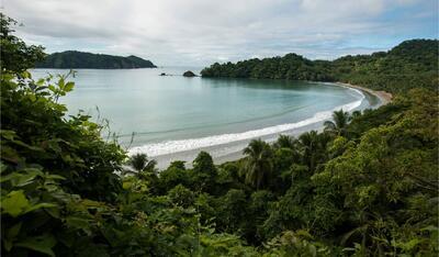 Curu Island Reserve View