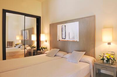 superior standard room at Precise Resort El Rompido