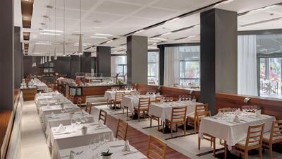 Restaurant at Precise Resort El Rompido