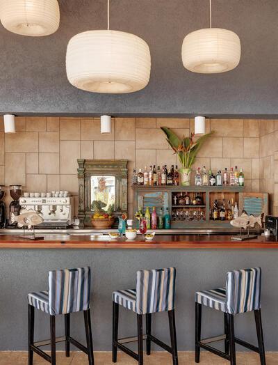 bar at Precise Resort El Rompido