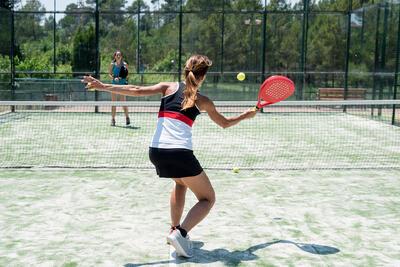 kids playing tennis at Precise Resort El Rompido