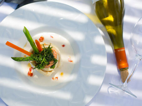 best dishes in Sunset Plaza Beach Resor