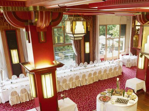 Léman room at Domaine de Divonne Hotel in Divonne-les-Bains