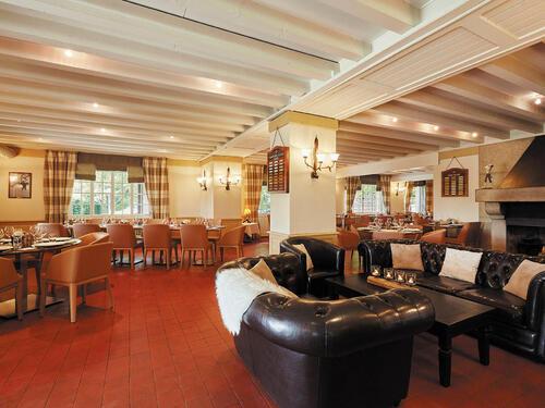 Pavillon at Domaine de Divonne Hotel in Divonne-les-Bains