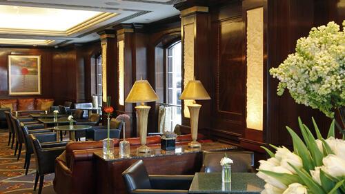 Hotel Restaurants In Nyc Manhattan Warwick New York Dining