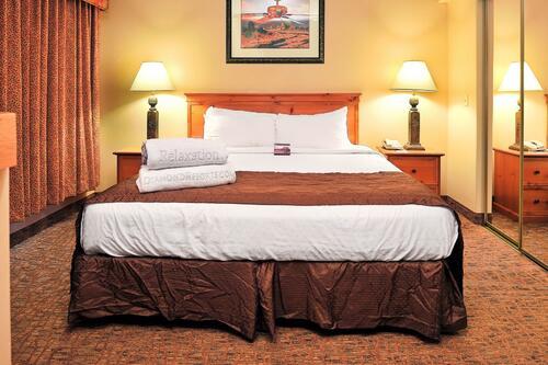 Bell Rock Inn Guestroom