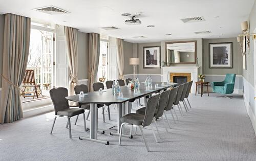 Meeting room at Richmond Hill Hotel
