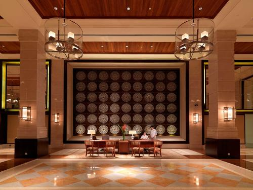 Grand lobby of The Danna Langkawi