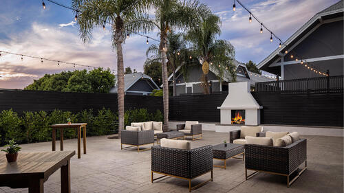 Event Spaces in Carlsbad, CA | Outdoor Patio | Carlsbad by the S