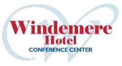 Windemere Hotel & Conference Center logo.