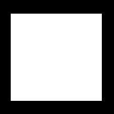 Ann Siang House White Logo PNG