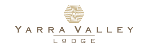 Yarra Valley Lodge Logo - Gold