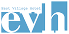 East Village Hotel logo.