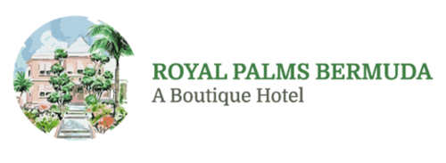 logo of royal palms hotel