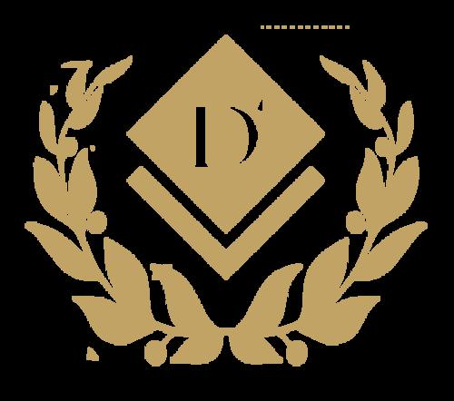 The D'Monaco Luxury Resort Logo