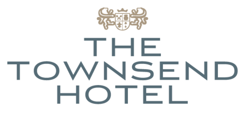 The Townsend Hotel logo
