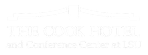 The Cook Hotel And Coference Center at LSU Logo