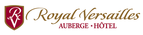 logo of royal versailles auberge hotel
