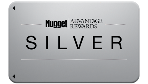 Silver Nugget Advantage Rewards Card