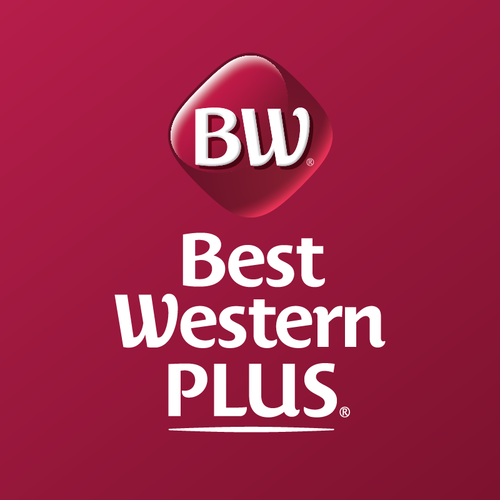 A picture of Best Western Plus branding