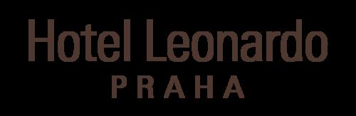 Logo, Hotel Leonardo, Prague 1, Czech Republic