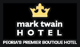mark twain hotel logo