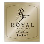 Royal on the Park hotel Brisbane logo
