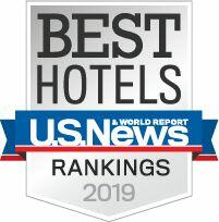 Best Hotels Rankings 2019 logo