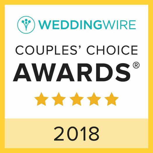 wedding wire couples' choice 2018 logo
