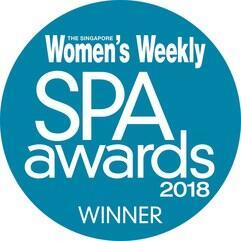Logo of Women's weekly spa awards 2018 winner