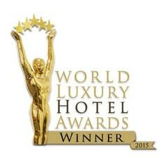 Logo of world luxury spa awards winner
