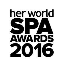 Logo of Women'H weekly HW Spa Awards 2016