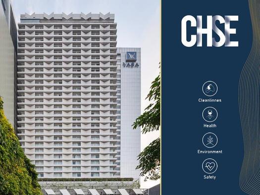 CHSE Certificate for Vasa Hotel Surabaya